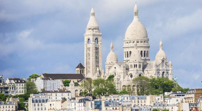 Hôtel Opéra Deauville - Montmartre, la belle mystérieuse